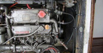 Yanmar diesel motor