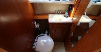 Nidelv 26 AK toilet