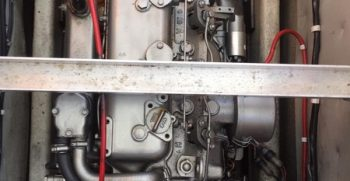 Yanmar 3QM diesel