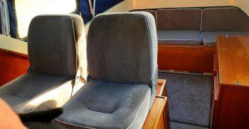 Foto Fevik 23 Noorse Spitsgatter stoelen