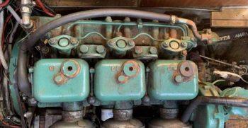 Volvo Penta 3 cilinder